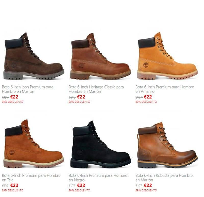 Timberlandetienda.online Tienda Online Falsa Zapatos Botas