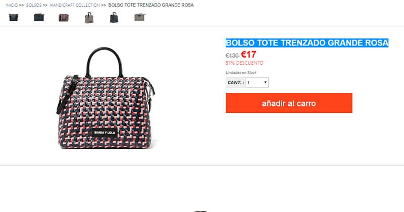 Www.bimylobolsos.com Fake Online Shop Style
