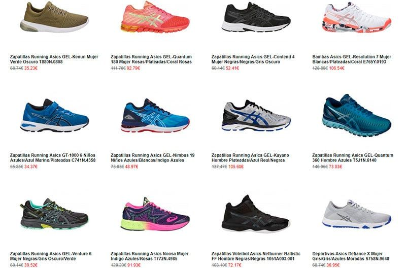 Asicsgelcontend4.com Fake Online Shop Sneakers