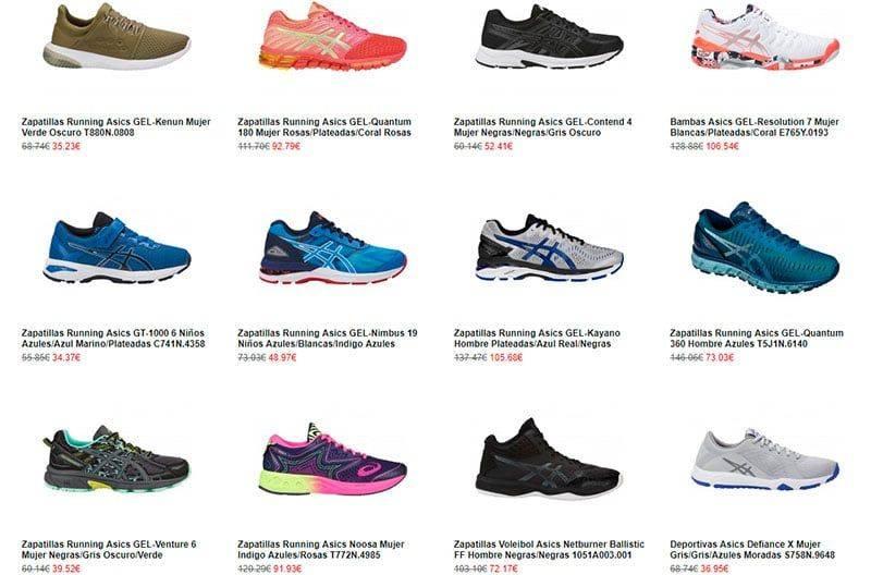 Asicsgelcontend4.com Tienda Falsa Online Zapatillas