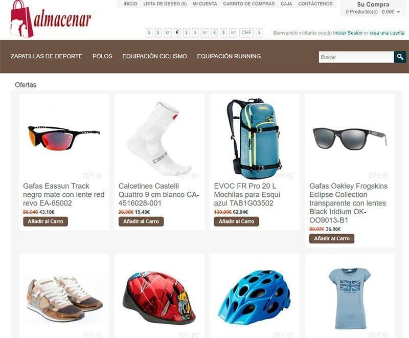 mi-c.es tienda falsa online deporte