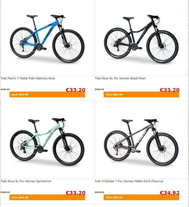 Tresudjnvnm.xyz Tienda Falsa Online Bicicletas