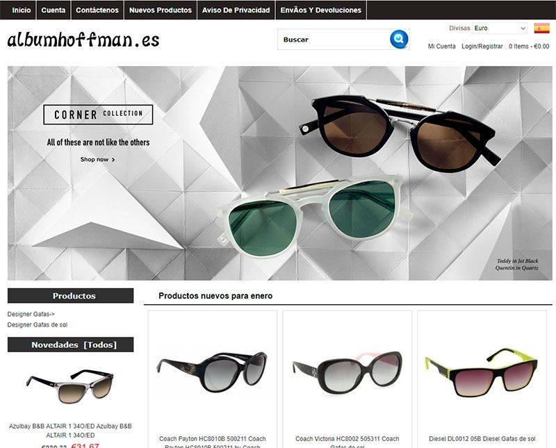 Albumhoffman.es Tienda Falsa Online Gafas