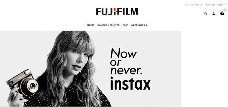 Easyfujifilm.com Tienda Falsa Fotografia Fujifilm