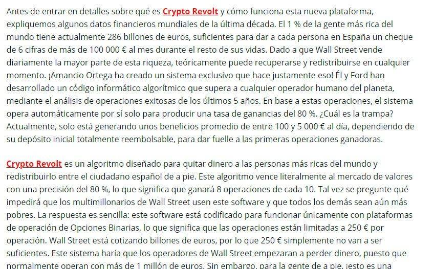 Estafa Crypto Revolt 01