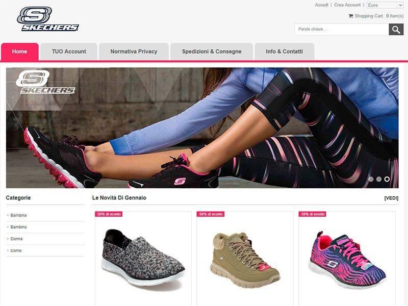 Greatpondwildernesslodge.com Tienda Falsa Zapatillas Skechers
