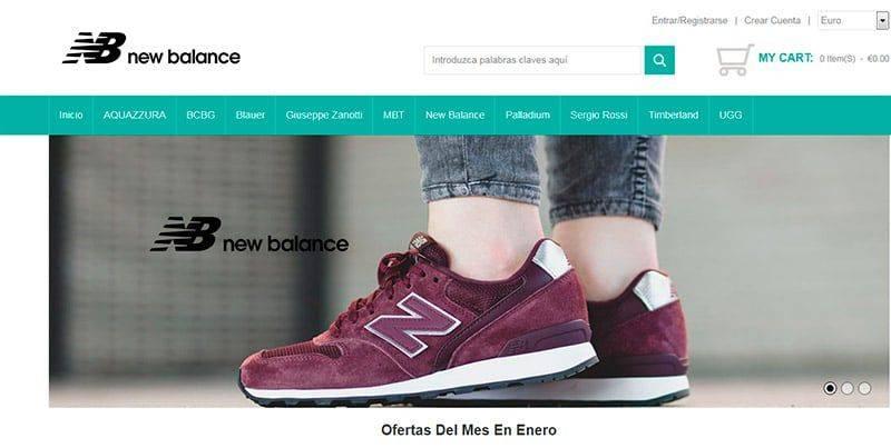 Manita.es Tienda Falsa Online Zapatos Zapatillas Marca