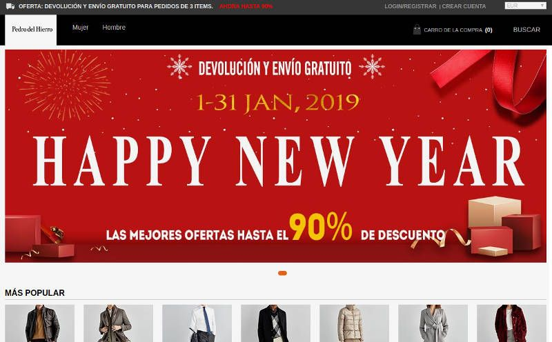 Oiyjut.ml Fake Online Shop Pedro Del Hierro