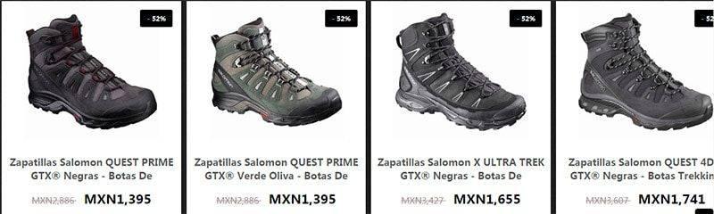 Salomonoutlet.com.mx Tienda Online Falsa Zapatillas