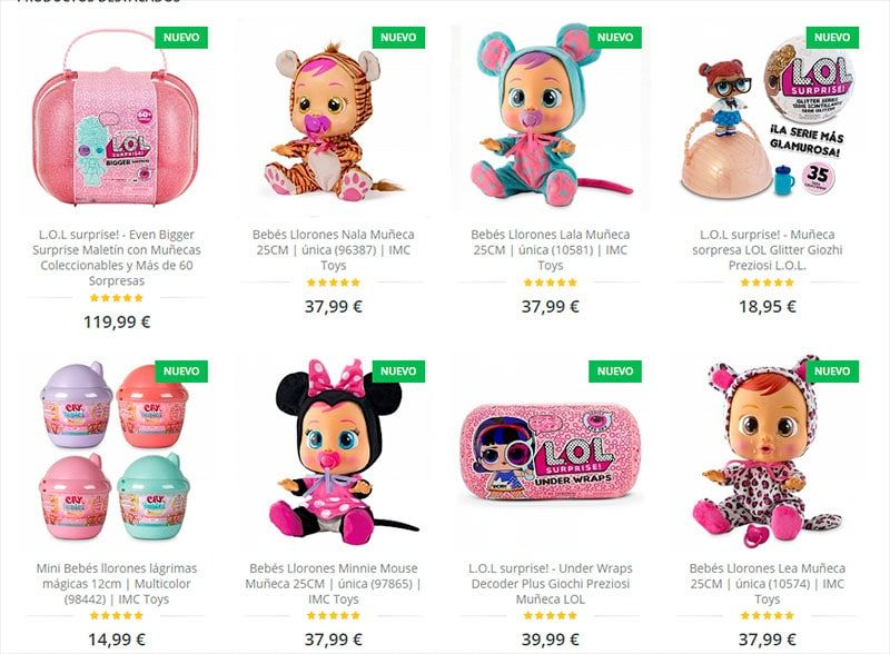 Vjuguete.com Fake Online Toys Shop