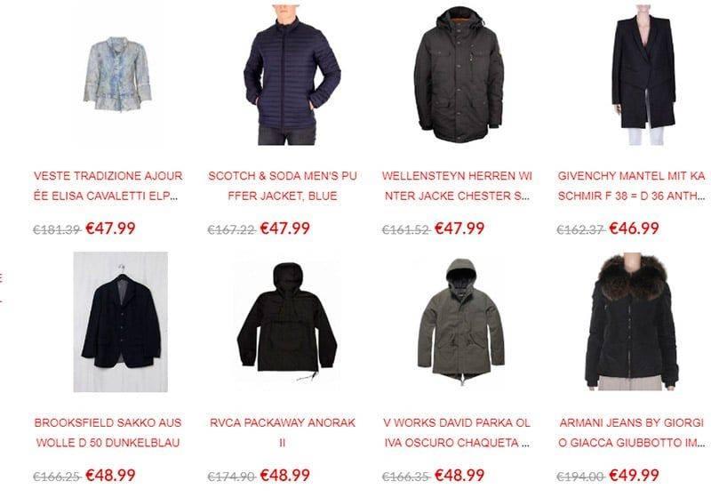Abrigos.bestbygift.com Tienda Falsa Online