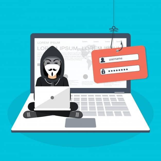 Hackear Ataque Phishing