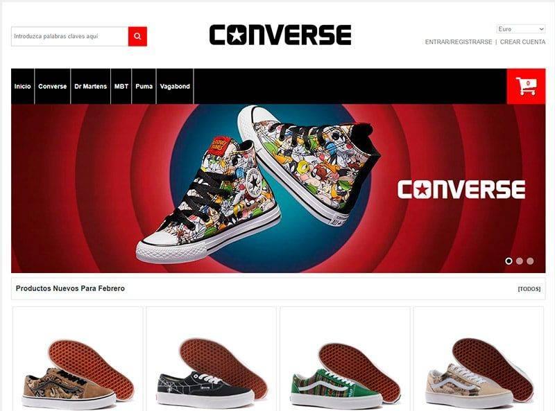 Lahoradegelves.es Tienda Falsa Online Sneakers