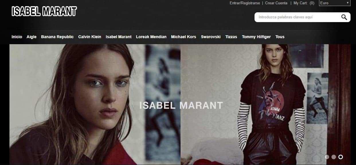 Benbeattie.com Tienda Falsa Online Isabel Marant