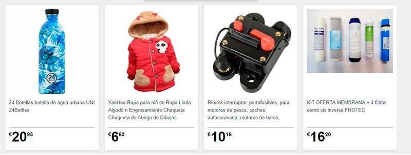 Ethpmgoods.eu Tienda Falsa Online