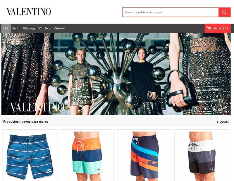Mobileviewsa.com Tienda Falsa Online Valentino Dc Tods Billabong
