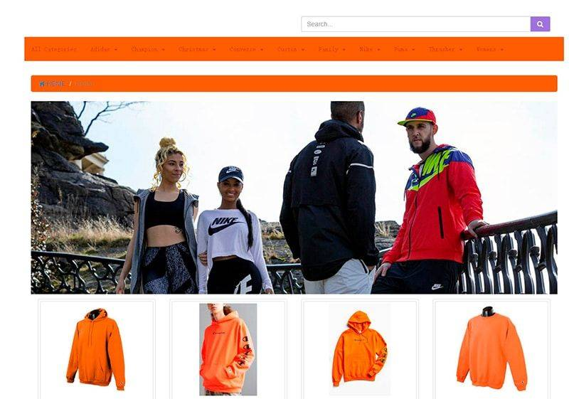 Yfbay.com Tienda Falsa Online Moda