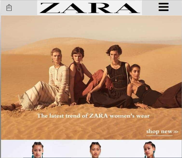 Zarabt.com Tienda Falsa Online Zara