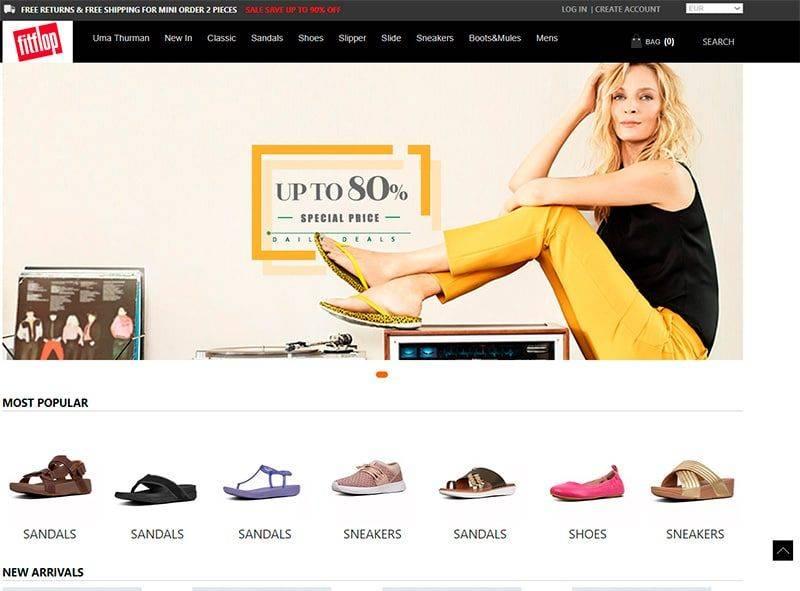 Fitflopsph.online Tienda Falsa Online Fitflop