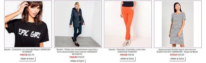 Haohua.es Tienda Falsa Online