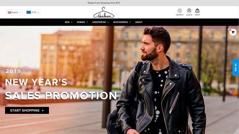 Ikaben.com Tienda Falsa Online Moda