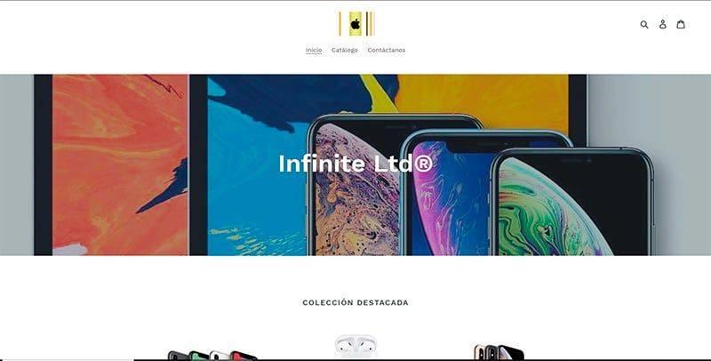 Ltdapple.com Tienda Falsa Online Apple