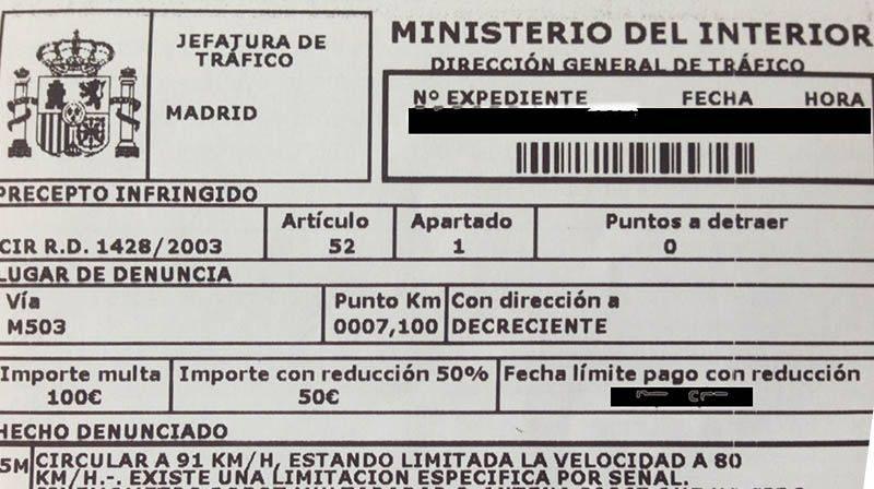 Phishing Multa De Trafico De La Dgt Copy