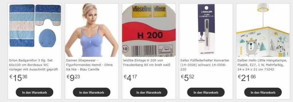 Strilagoods.eu Fake Online Shop Multiproducts