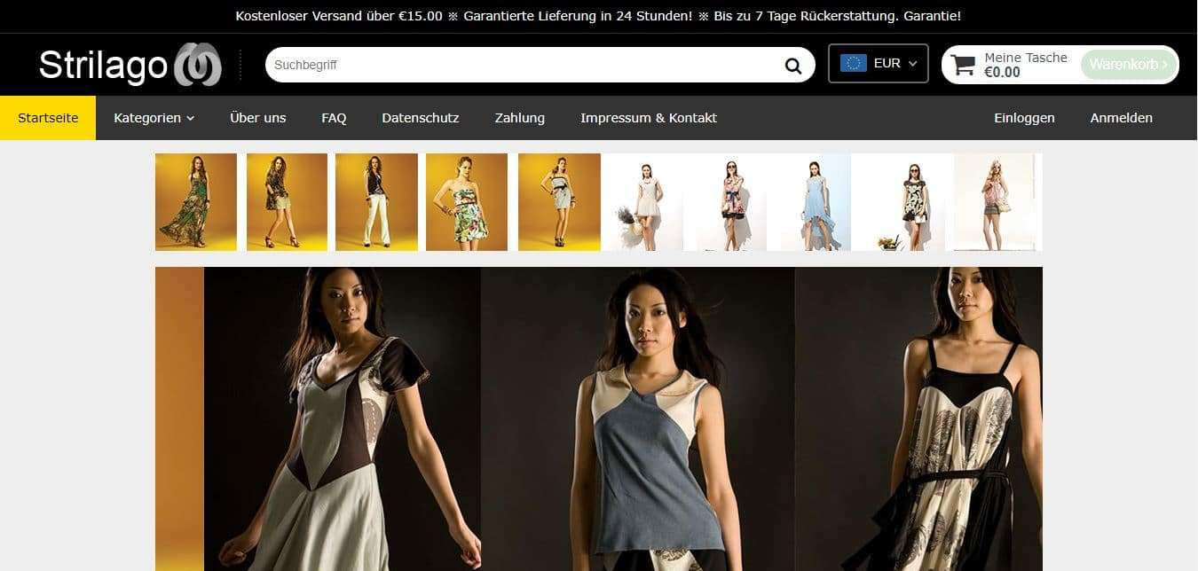 Strilagoods.eu Tienda Falsa Online Multiproducto