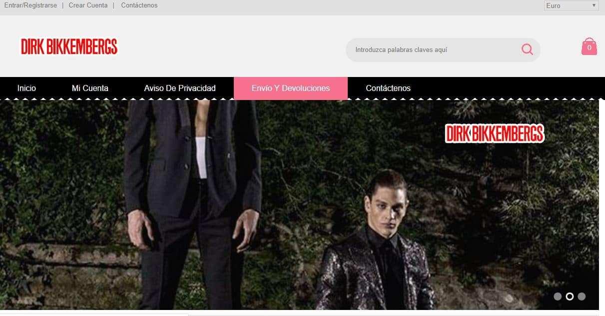 Yumiang.com Tienda Falsa Online Bikkembergs