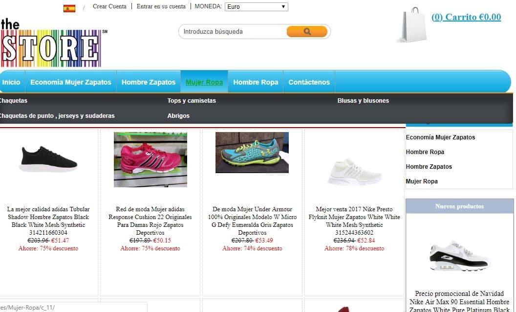 Fischerescacsmallorca.es Tienda Falsa Online Zapatos