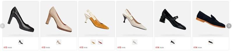Geoxes.online Tienda Falsa Online