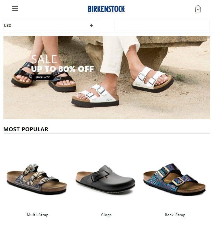 Bsken.com Tienda Falsa Online Birkenstock