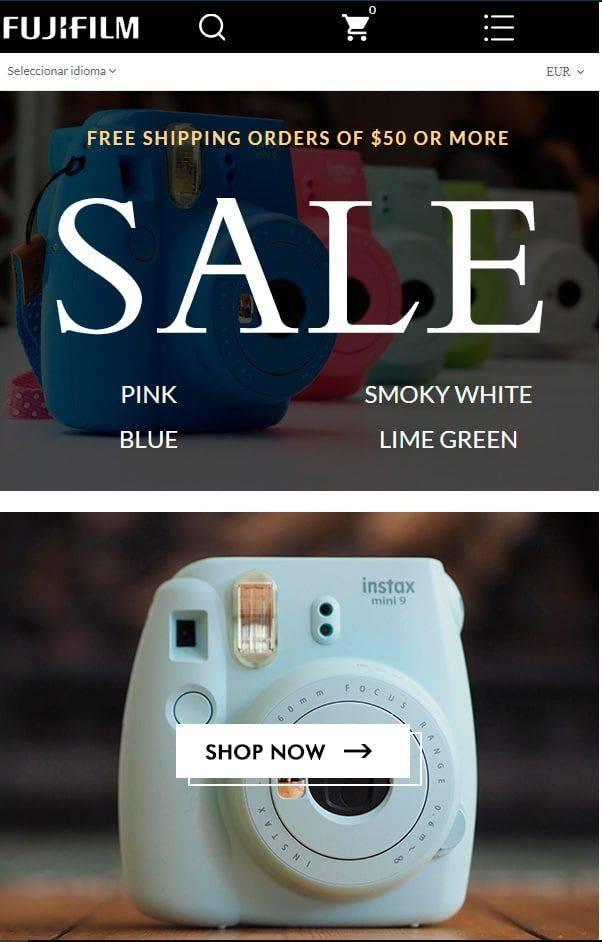 Clothesfairm.club Tienda Online Falsa Fujifilm