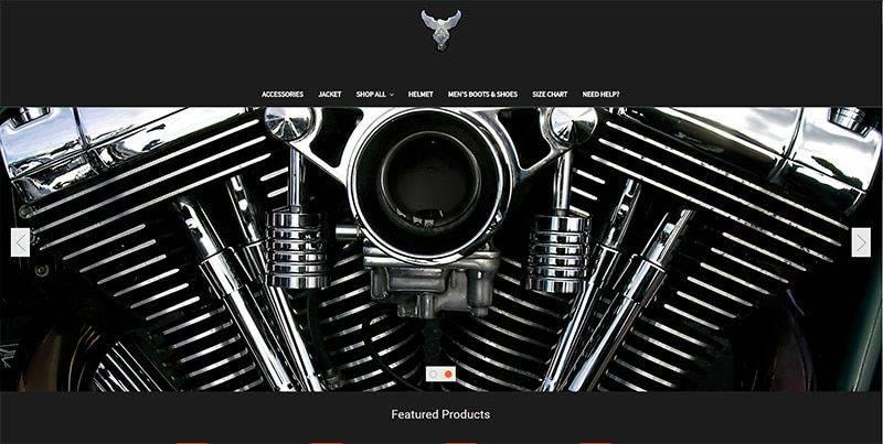 Hdgrears.com Tienda Online Falsa Accesorios Motocicletas