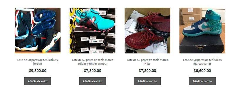 Imporbrands.com Tienda Falsa Online