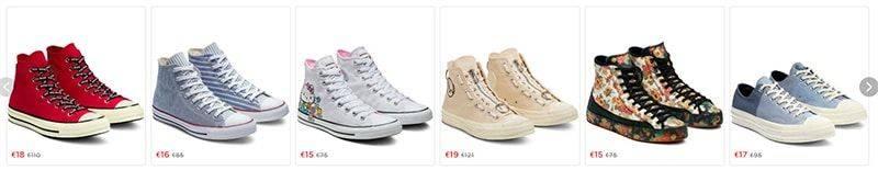 Conversean.online Tienda Falsa Online