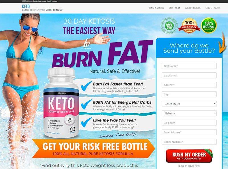 Estafas Con Keto - La Dieta Keto