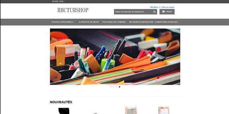 Rbcturshop.com Tienda Falsa Online Multiproducto