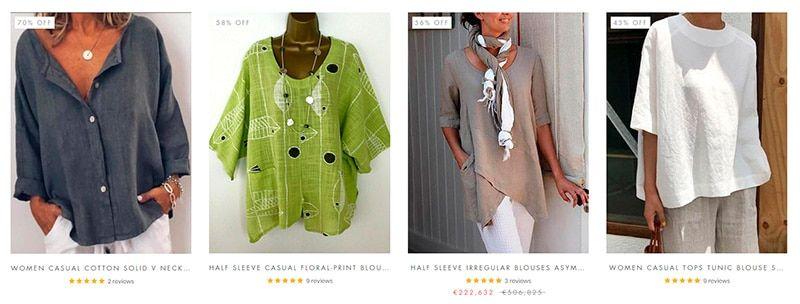 Roselinlin.com Fake Online Fashion Shop