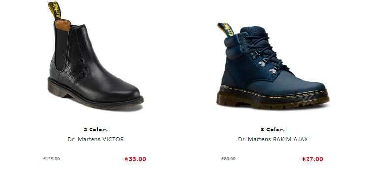 Martensbootoutlet.club Tienda Online Falsa