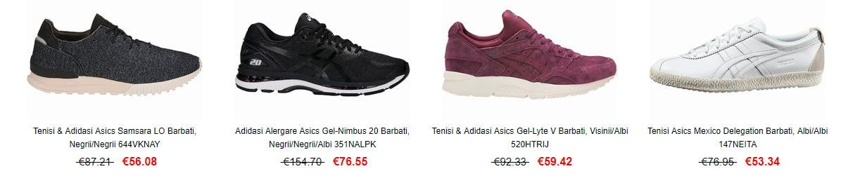 asics online shop
