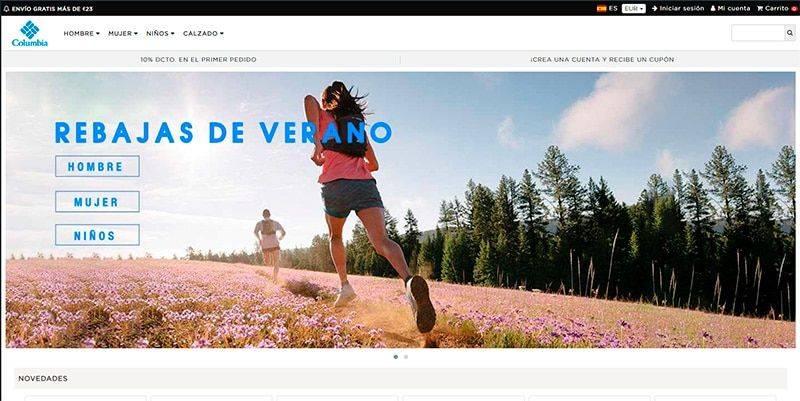 Columbianms.online Tienda Falsa Online Columbia
