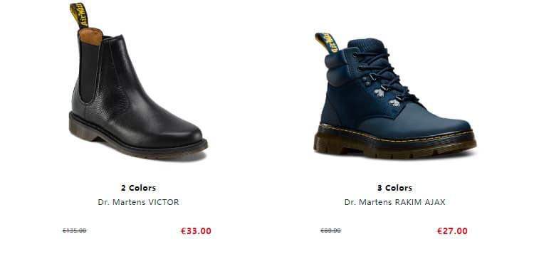 Martensbootoutlet.club fake online shop Dr. Martens Fakes