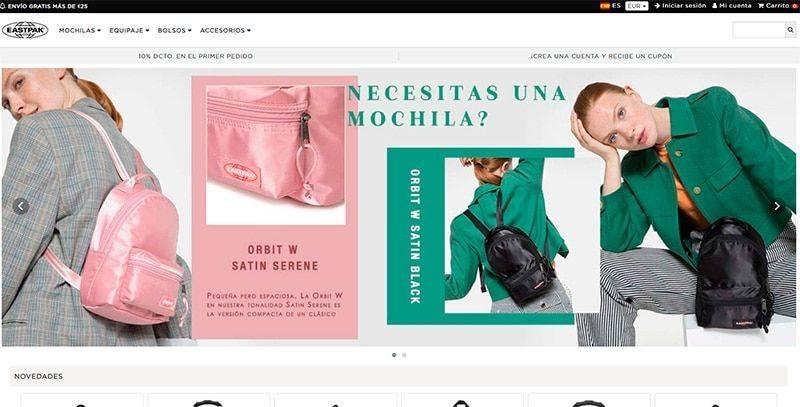 Newborse.online Tienda Online Falsa Eastpack