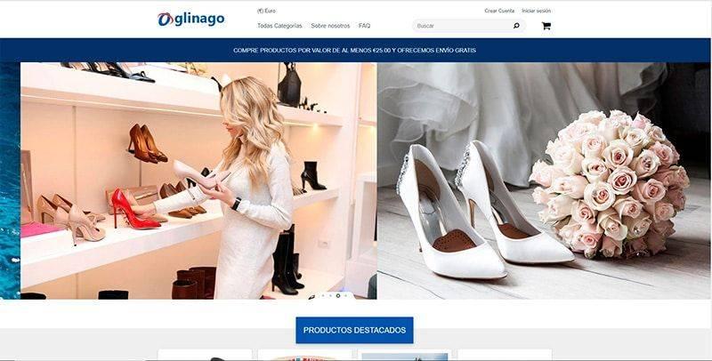 Oglinagoods.com Tienda Falsa Online Multiproducto