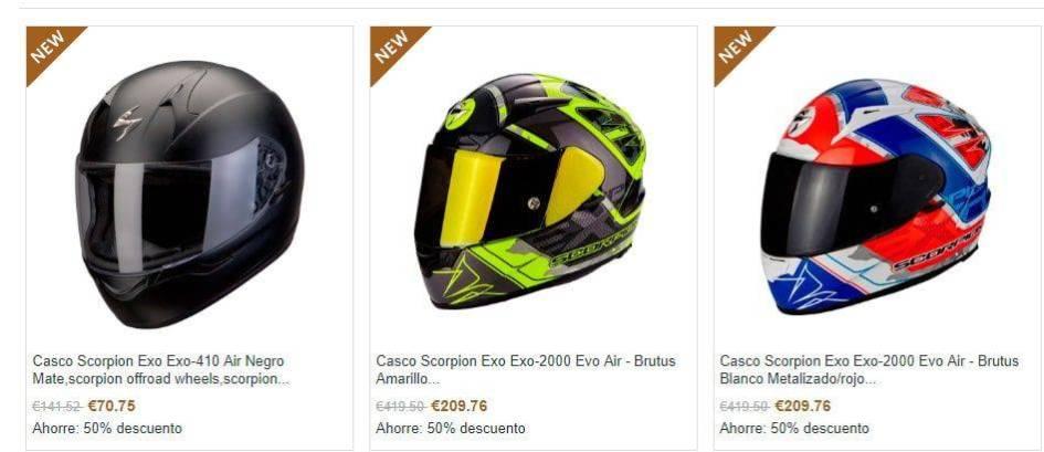 Prometheus Shop.com Tienda Falsa Online