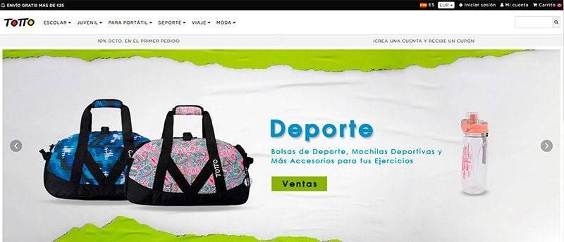 Tottomochila.online Tienda Online Falsa Totto