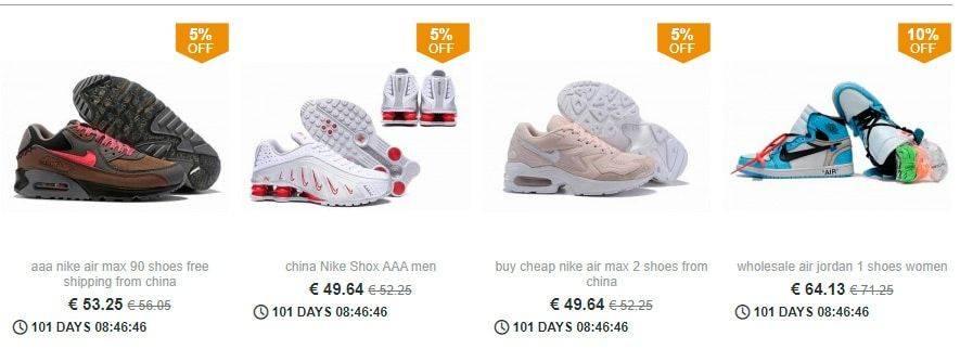 Aaashoeschina.com Tienda Online Falsa