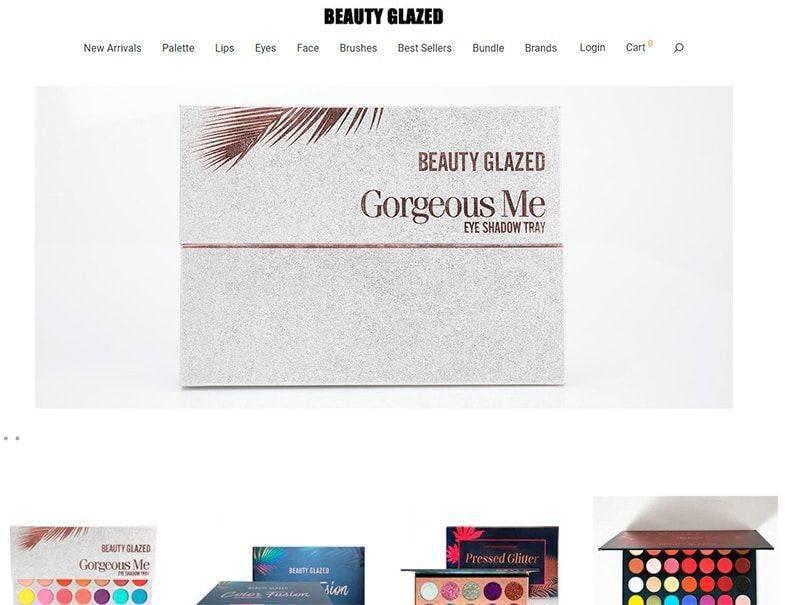 Beautyglazedcosmetics.com Tienda Online Falsa Beauty Glazed